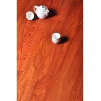 书香世佳地板-多层地板-亚花梨平面多层