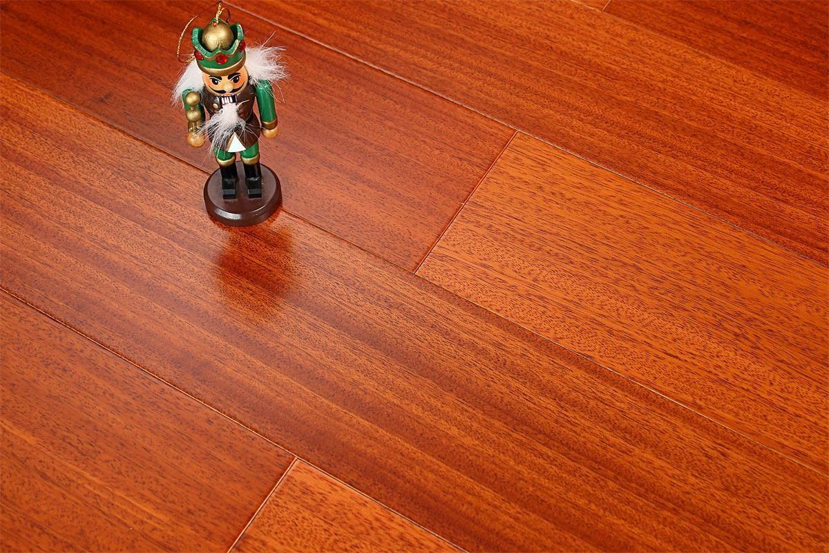 书香世佳地板-实木地板-圆盘豆