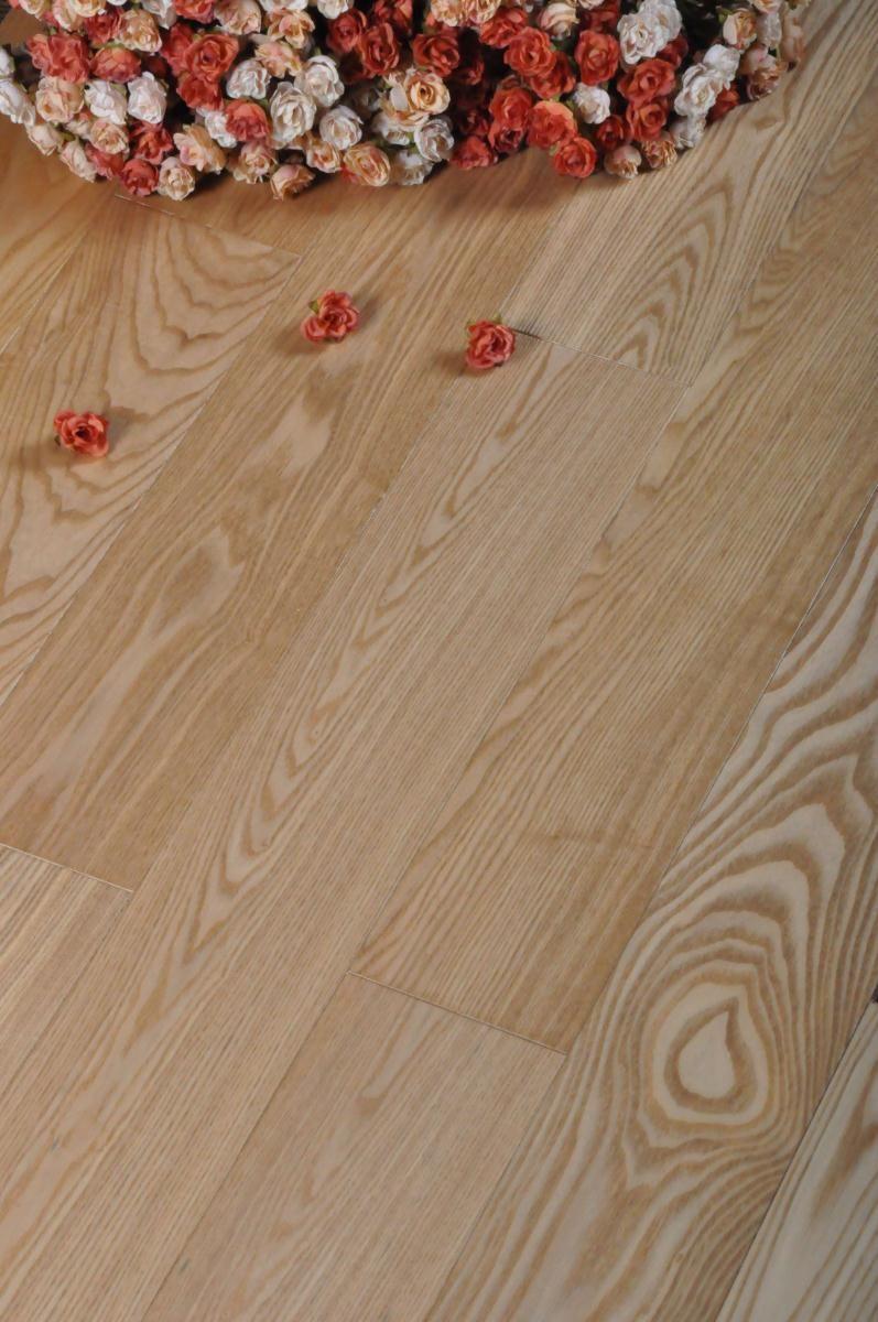 书香世佳地板-多层地板-橡木本色