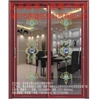 深圳市铝合金门窗定制加工 新型合金材料领先技术