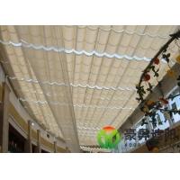 电动天棚帘,fcs电动天棚帘,电动遮阳帘,玻璃顶遮阳帘
