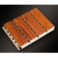 三亚环保木质吸音板 会议室天花吊顶吸音板环保E1级