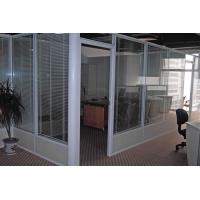 昆山办公隔断公司 昆山玻璃高隔墙施工