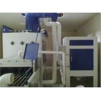 鋁型材自動噴砂機通過式自動噴砂機