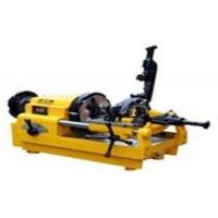 电动套丝机_4寸切管套丝机 全铜电机 正品保证