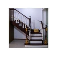 南京楼梯-南京乐步楼梯-实木楼梯-LB-41