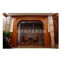 南京实木护墙板-乐步全屋定制