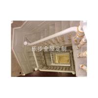 南京雙色實木衣柜-樂步全屋定制