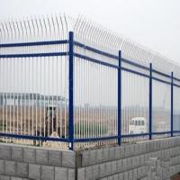 潍坊锌钢围栏网,小区挡墙锌钢围栏网,市政锌钢围栏网