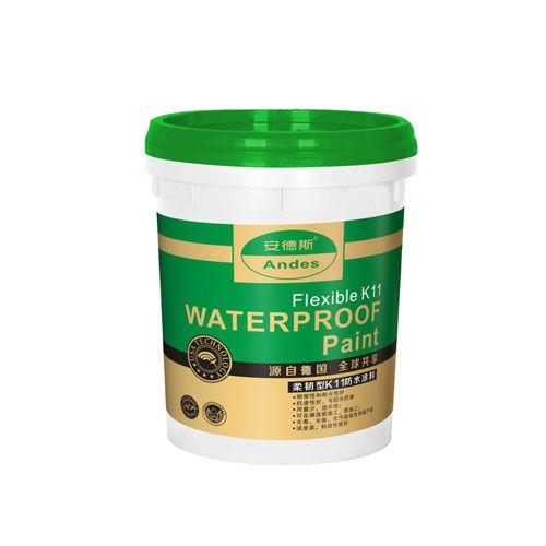 安德斯防水涂料-K11A高柔韧型防水涂料产品图