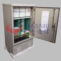 SMC落地式720芯三网合一光交箱