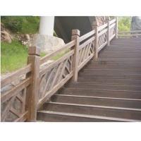 众诚饰材-桥栏-仿木栏杆类