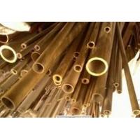 供应H65黄铜管 H65黄铜雕花管 H70黄铜方管规格