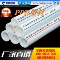 【天和鑫迈】ppr冷热水管 ppr管材管件 ppr管