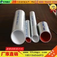 天和鑫迈 钢塑复合冷热水管 衬塑管
