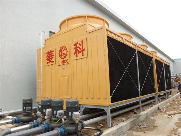 38360元一台300吨水轮机冷却塔改造