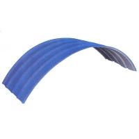 齐力钢构-彩钢瓦-弧型弯板