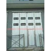 安徽工业折叠大门、消防折叠门