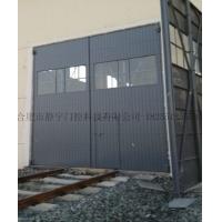 安徽钢大门/工业钢木大门