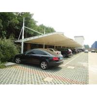 汽車停車棚 遮陽棚 擋雨棚那家好梓昂膜結構