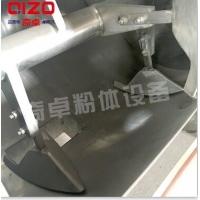 奇卓连续犁刀混合机、土壤改良剂不锈钢混合机