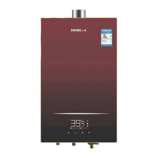 JSQ24A-HE80红色(无氧铜水箱)