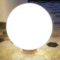 0.8米直径球形led庭院灯