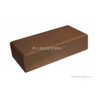 唐山烧结砖红色粘土砖黄挤出砖拉毛砖