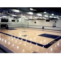 篮球馆羽毛球馆舞台体育专用运动木地板乐友天堂