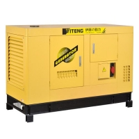 伊藤动力YT2-12KVA静音10kw柴油发电机