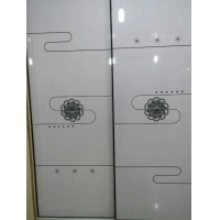 PVC密度板衣柜环保板材镶钻雕刻板防潮不变形原木钻 可定制成