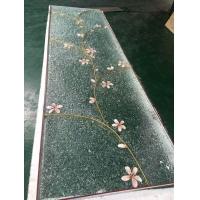 中空冰晶镶嵌18厘移门芯玻璃 成品门 批发 一套发货 定尺定