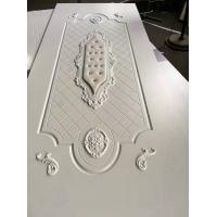 高檔衣柜木門板36絲超厚PVC歐式室內移門板批發