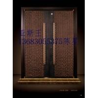 北京亚斯王异型别墅门防盗门铸铝门