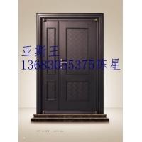 北京亚斯王顶级别墅安全门豪华别墅防盗门
