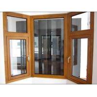 铝包木 铝木复合门窗