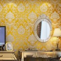 出售欧式风格客厅电视墙卧室背景墙墙纸壁纸