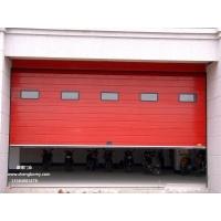 内蒙古盛博自动门窗有限公司供应电动车库门、电动卷帘门