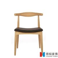 现代风格 简约时尚餐椅 无扶手皮餐椅 舒适餐椅
