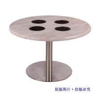 石材家具【电动餐台餐桌】|环保大理石餐桌