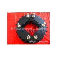 MC-110尼龙星轮,护板组,噪音低,耐磨景县福兴源橡塑