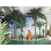 热带海边仿真椰子树景观装饰