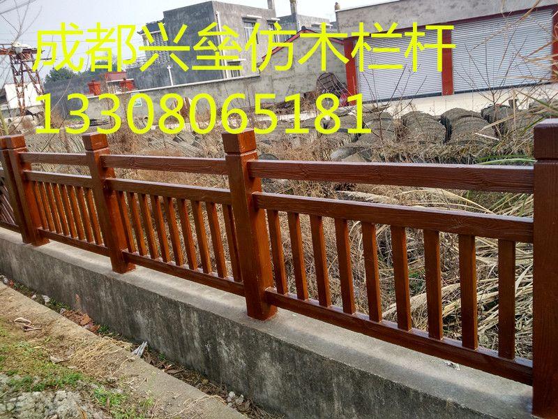 仿木栏杆中混凝土表面裂纹一般知识的介绍和普及