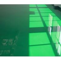 西安水性环氧树脂地坪 绿色环保地坪漆 水性环氧自流平地坪
