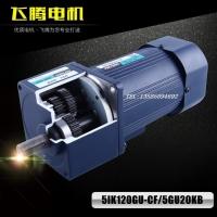 纯铜线120W减速(调速)电机5IK120RGU-CF