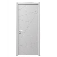 福安木塑免漆环保无甲醛套装门
