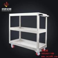 枣庄汽修专用镀锌板三层零件车