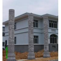 龙柱,龙凤柱,广场景观柱