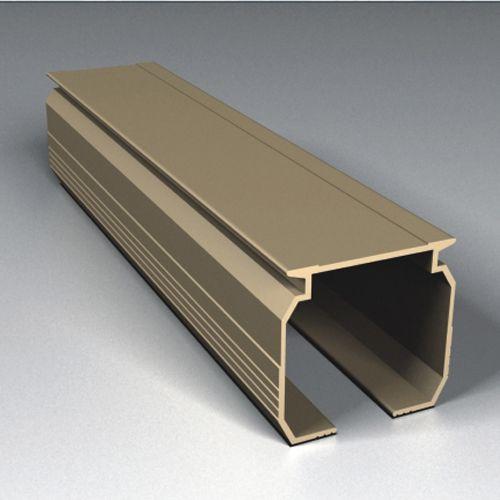 金钛铝业-窗帘轨道铝材系列F6115