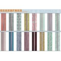 金钛铝业-铝合金玻璃护角系列